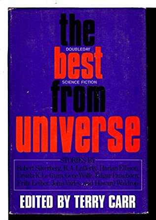 book cover of The Best from Universe