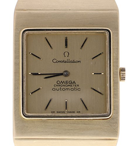 Omega-Constellation-swiss-automatic-mens-Watch-3518294-Certified-Pre-owned