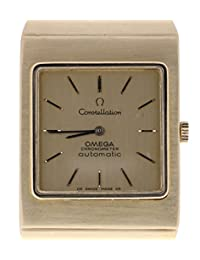 Omega Constellation swiss-automatic mens Watch 351.8294 (Certified Pre-owned)