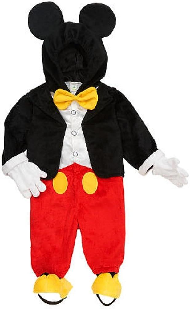 Disney – Disfraz de bebé Niños Mickey Mouse Sudadera con capucha ...
