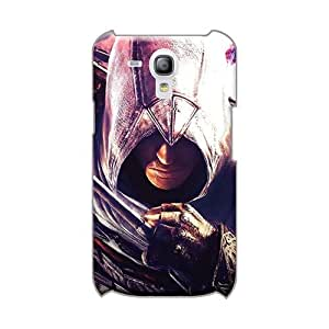 JacquieWasylnuk Samsung Galaxy S3 Mini Bumper Hard Phone Cases Support Personal Customs Lifelike Assassins Creed Brotherhood Ezio Pattern [eug17454TChJ]
