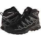 Salomon Men's X Ultra Mid 2 GTX Hiking Shoe - With Free Headlamp