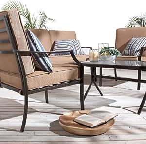 Strathwood Brentwood 4-Piece Outdoor Furniture Set