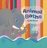 Animal Baths, Bob Barner, 145210056X
