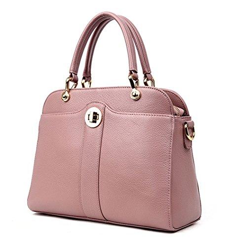 Bolso De Calidad Las Bolso Moda Negro Superior Tendencia Pink Nuevo La Hombro Señoras GWQGZ De De De De La Del RnFWvxx8w