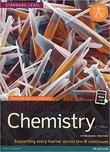 Amazon chemistry standard level for the ib diploma student chemistry standard level for the ib diploma student book with etext access code pearson baccalaureate 2nd edition pearson international fandeluxe Images