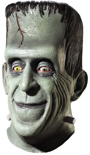 Herman Munster Mask (Munsters Herman Halloween Mask)