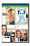 Erin Brockovich / Notting Hill / Duplicity [DVD] [Region 1] [US Import] [NTSC]
