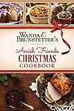 img - for Wanda E. Brunstetter's Amish Friends Christmas Cookbook book / textbook / text book