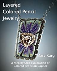 Join Mary Karg as she takes you back to Kindergarten with a brand new box of crayons (or, in this case, colored pencils). Fifteen jewelry making projects to guide you through the process of getting beautiful color on metal with increasingly m...