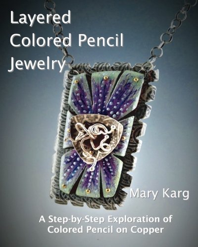 Layered Colored Pencil Jewelry Step product image
