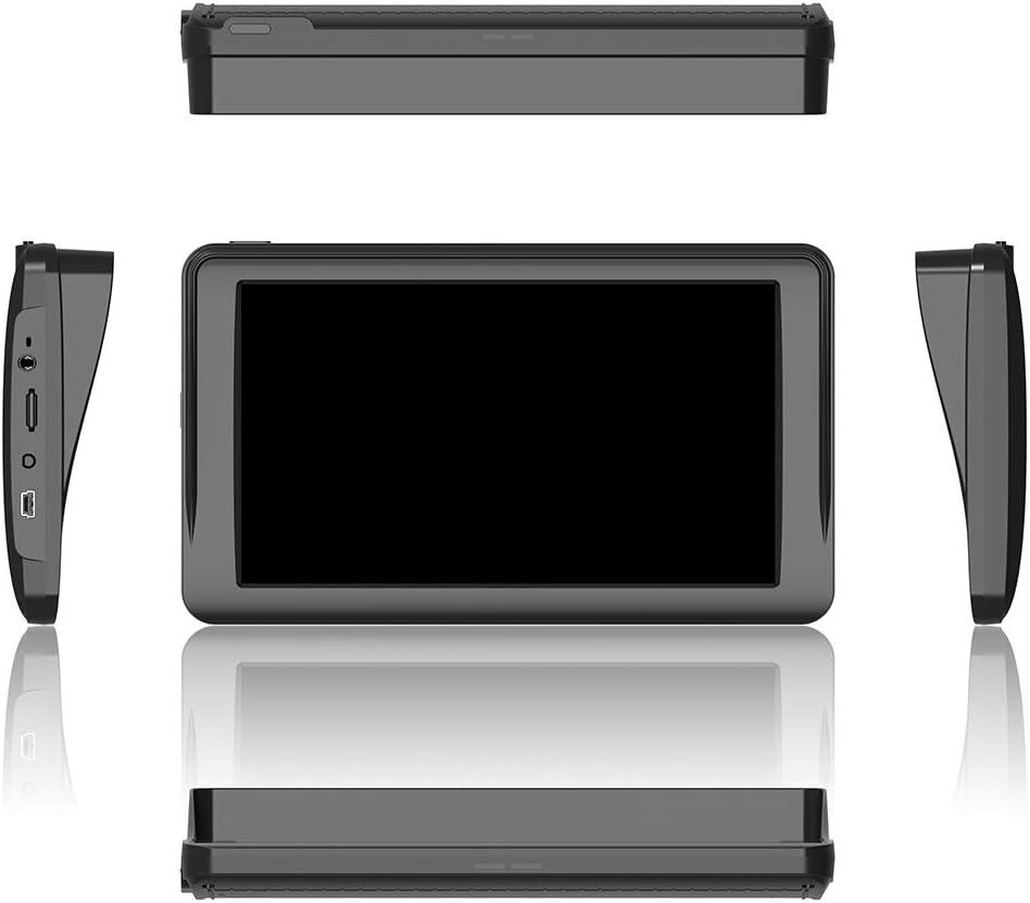 Elebest City 70KA Navigationsger/ät Navi Navigation 17,8cm 7Zoll Touch Display 24GB Speicher PKW LKW Wohnmobil Auto Bluetooth GPS Europa Karte Maps sowie Radarwarner Blitzer Funk R/ückfahrkamera