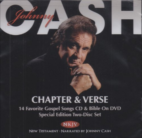 Johnny Cash - Chapter & Verse: 14 Favorite Gospel Songs & Bible - Zortam Music