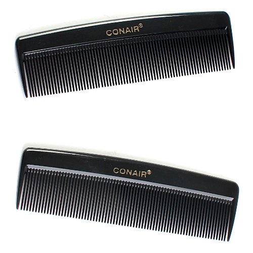 Conair Tooth Pkt Comb Size
