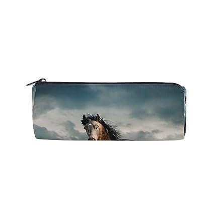 Estuche para lapiceros de caballo, para la escuela, para ...