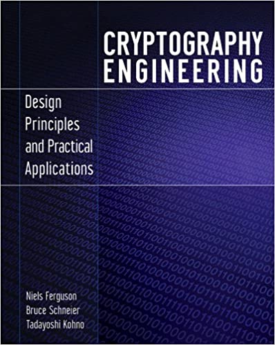Cryptography Engineering Pdf