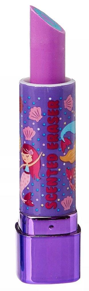 Scented Mystical Twist-Up Tube Smiggle Lipstick Eraser Purple