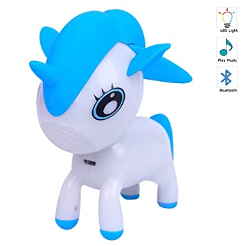 Altavoz Bluetooth Unicornio Cute Niños Animales Mini ...