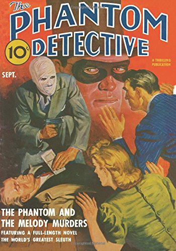 Phantom Detective - 09/40: Adventure House Presents: