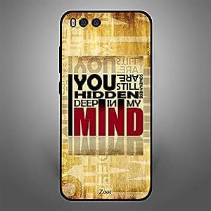 Xiaomi MI 6 You are Hidden in my Mind