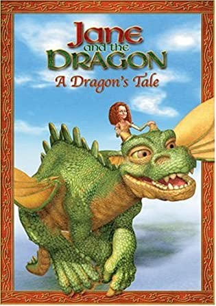 Amazon com: Jane And The Dragon: A Dragon's Tale: Jane And the