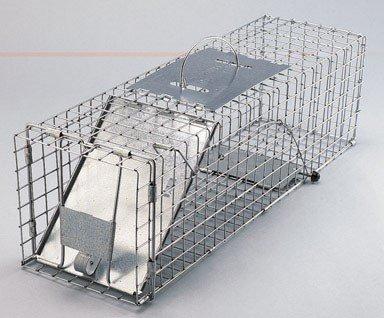 Havahart 1078 Pro Cage Animal Traps]()