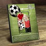 Personalized Kids Sports Frames - Custom Sports Frames - Personalized Kids Frames - SOCCER