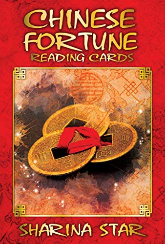Chinese Fortune Reading Cards (Reading Card - Telling Fortune Tarot