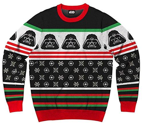 Star Wars Darth Vader Ugly Sweater Christmas Sweatshirt