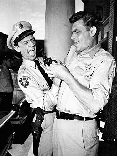 Peel-n-Stick Poster of Don Knotts Andy Griffith Comedy Actors Television Vivid Imagery Poster 24 x 16 Adhesive Sticker Poster Print