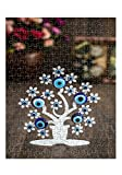 Decorative Eye Beads Turkish Traditional Jigsaw Puzzle Print 110 Pieces