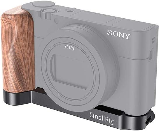 Smallrig L Förmiger Holzgriff Für Sony Rx100 Iii Iv V Kamera