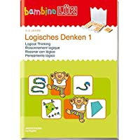 bambinoLÜK-System: bambinoLÜK: Logisches Denken 1