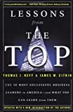 Lessons from the Top, Thomas J. Neff and James M. Citrin, 0385493444
