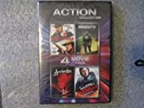 Action Collection 4 Movie Pack (3:10 To Yuma/Punisher: War Zone/Apocalypse Now Redux/Bangkok Dangerous)