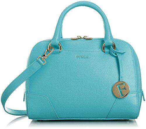 Furla Women's Dolly Small Leather Top-Handle Satchel - Laguna