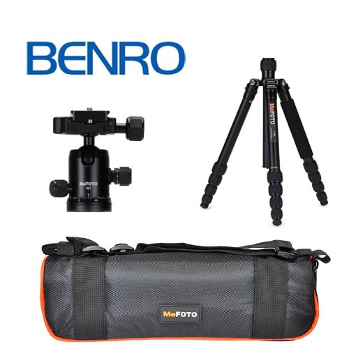 MeFOTO Aluminum Roadtrip Travel Tripod/Monopod