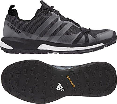 adidas Terrex Agravic W, Zapatillas de Senderismo Mujer negro/gris