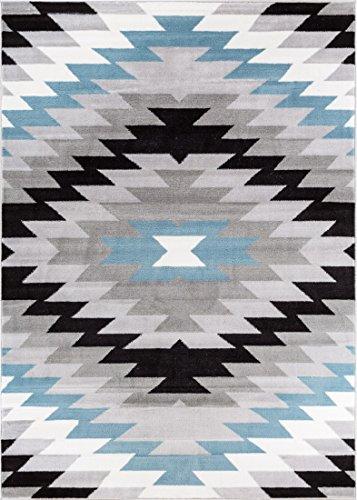 Dusky Mesa Grey Amp Blue Southwestern Modern Classic