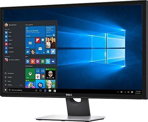 "2018 Premium Dell 28"" Anti-Gare Ultra HD (3840 x 2160) 4K WLED Gaming/Professional Monitor- Matte Screen Thin Bezel, AR 16:9 Response 2ms, 72% of NTSC Blue-free Hard Coating Screen Built-in Speaker"
