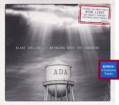 Price comparison product image Bringing Back The Sunshine Digipak CD+3 BONUS + Digital Copy 2014 WALMART EXCLUSIVE