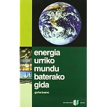 Energia Urriko Mundu Baterako Gida