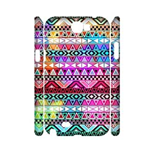 COMEON Aztec Tribal Customized Hard 3D Case For Samsung Galaxy Note 2 N7100