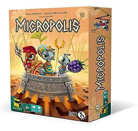Gen X Games- Juego de Mesa, Color Neutro (GXG201418): Amazon.es: Juguetes y juegos