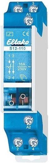Eltako s12-110-24v - Telerruptor electromecanico