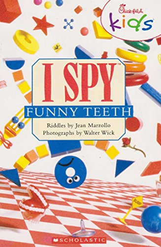 (Chick-fil-A I Spy Funny Teeth)