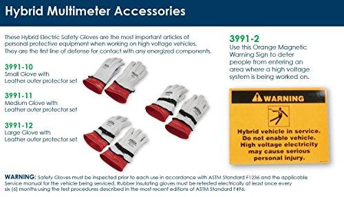 OTC 3991-12 Large Hybrid Electric Safety Gloves by OTC (Image #1)