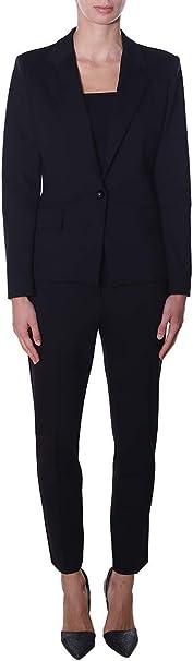 vivo acida gru  Tailleur Pantalone Liu Jo Donna 22222(Nero), 42: MainApps: Amazon.it:  Abbigliamento