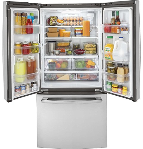 GE Counter Depth Refrigerator 18.6 cu. ft. Capacity Stainless