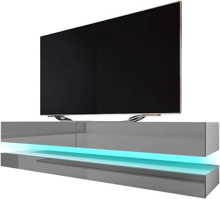Aviator - Mesa Flotante Para TV / Mueble TV Colgante / Unidad de ...